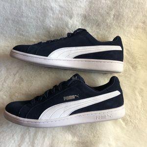 Puma V2 Suede Sneakers